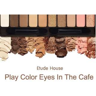 Play Colour Eyes in the Cafe