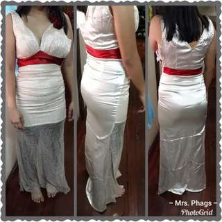 Brand new Long Gown Sexy Beautiful Gown Xs Small