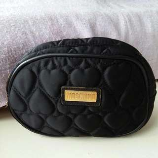 MOSCHINO Cosmetic Bag/化装袋