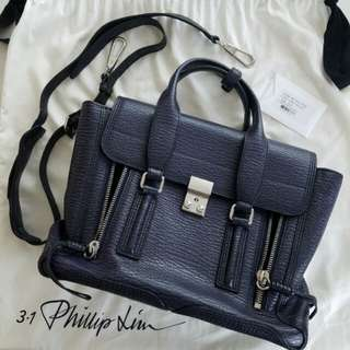 100%Real 3.1 Phillip Lim Pashli Medium Satchel Bag