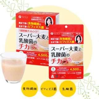 大麥和乳酸菌的力量15g*8袋