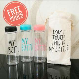 tumblr botol minum