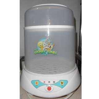 Sterilizer with Dryer Function