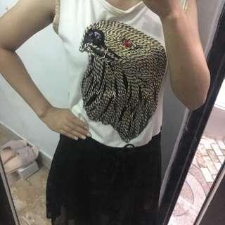 Dress cantik burung
