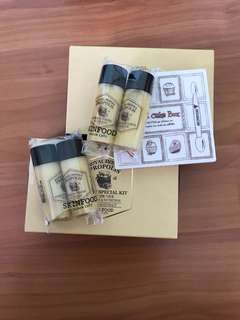 skinfood royal honey propolis with free mirror