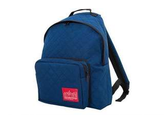 Limited Edition Manhattan Portage Quilted Backpack