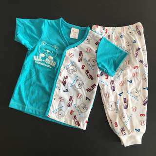 228-0012 Baby Boy Set Wear
