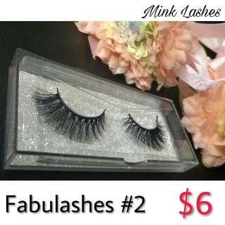 Mink Eye lashes