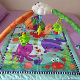 Baby Play Mat Playgym