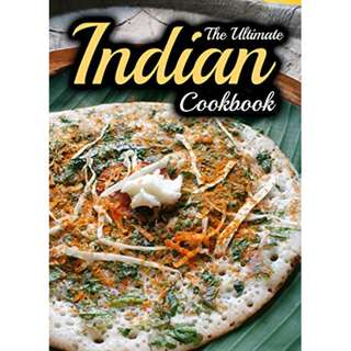 The Graduate Student's Guide to Indian Recipes (79 Page Mega eBook)
