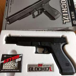 Marui BB Glock 17L (manual ; not gas)