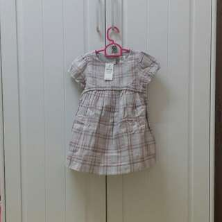 Baby gap dress with bloomer