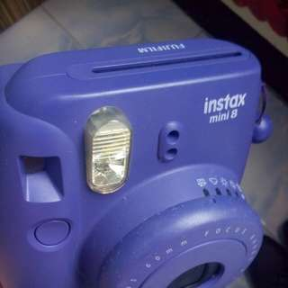 Negotiable - instax Mini 8