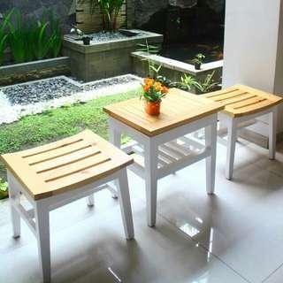 Set kursi teras