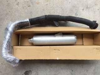 Exhaust Honda CB400 Spec 3 Header & Muffler