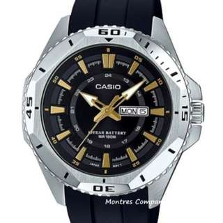 Montres Company香港註冊公司(25年老店) CASIO standard MTD-1085 MTD-1085-1 MTD-1085-1A 有現貨 MTD1085  MTD1085 MTD10851 MTD10851A