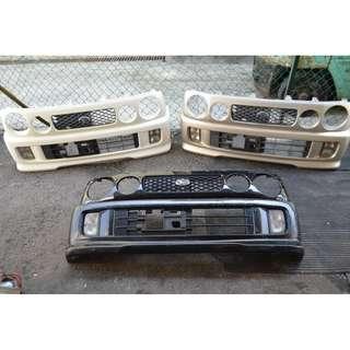 L9 move aerodown kenari bodypart bumper grill japan