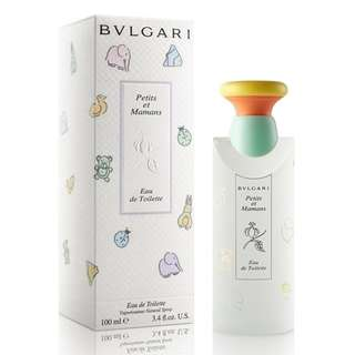 BVLGARI PETITS ET MAMANS EDT FOR WOMEN & CHILDREN (100ml/Tester) Bulgari White