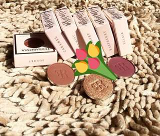 FERRAROSA EYESHADOW / 1.8gm. Processing proceed upon full payment received via bank transfer