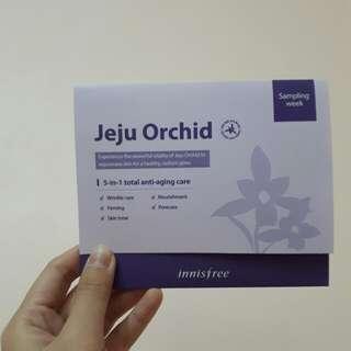 Sample Innisfree Jeju Orchid
