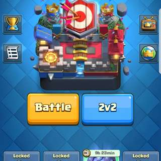SELLING Clash Royale LVL13 ACCOUNT
