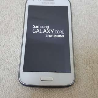 Samsung Galaxy Core Model M585