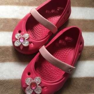 Authentic crocs keeley shoes