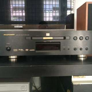 Marantz DV7001 sacd player