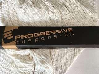 Harley Davidson Progressive Suspension Lowering Kit Touring front fork