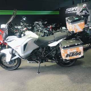 KTM 1290 Super Adventure Touring
