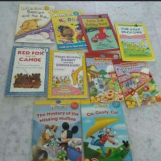 Level 1 Early Readers