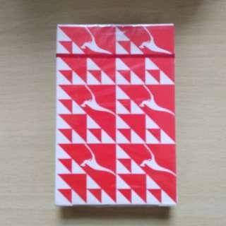 澳洲航空 撲克牌