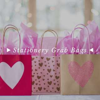 [URGENT] Repackaged Stationery Grab Bags