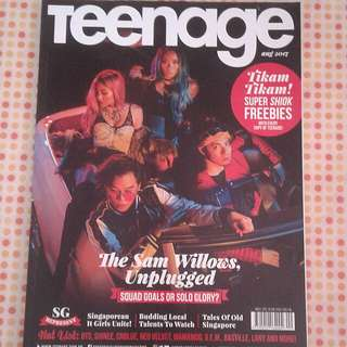 Teenage Magazines