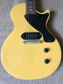 Gibson Les PAUL junior. Les Paul 100 years limited edition