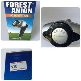 Sgd38 rid smell/ produce fresh air Car Ionizer