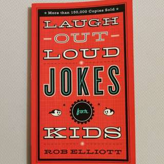 Buku laugh out loud jokes for kids
