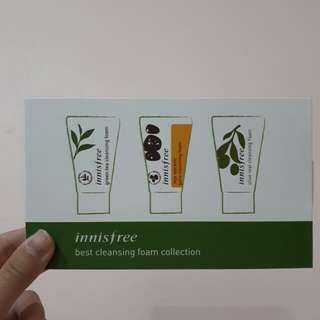 Innisfree Deluxe Size Face Cleanser