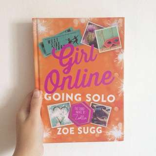 Girl Online: Going Solo by Zoe Sugg [Hardcover]
