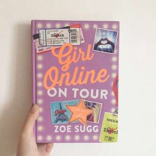 Girl Online: On Tour by Zoe Sugg [Hardcover]