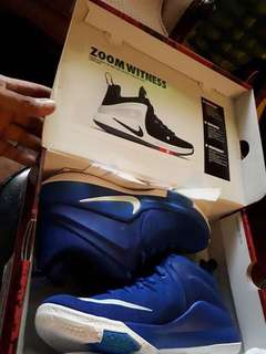 Authentic Nike Zoom Witness Lebron for HIM and HER