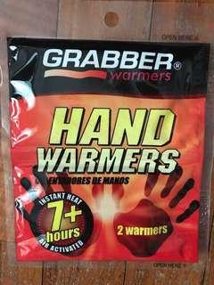 Grabber - hand warmers