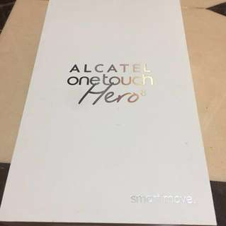 Alcatel onetouch hero8