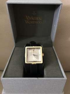 Vivienne Westwood 皮帶錶