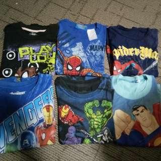 Toddler shirts