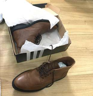 Boots by premium GCS original leather