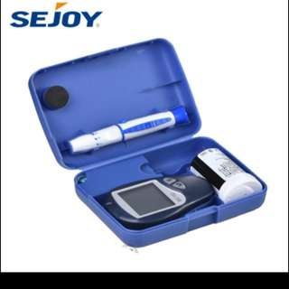 Sejoy Blood Glucose Testing Meter