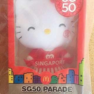 SG 50 Hello kitty toy