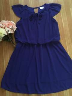 Chill Royal Blue Dress FREE DELIVERY!!!