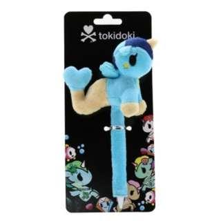 Tokidoki Under the Sea Blue Mermicorno Plush Pen